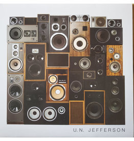 FS U.N. Jefferson – U.N. Jefferson EP (2018)