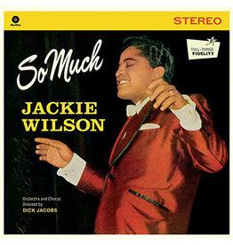 FS Jackie Wilson – So Much LP (2015)