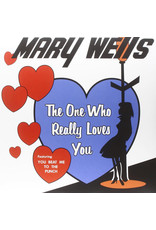 FS Mary Wells ‎– The One Who Really Loves You LP (2014 Reissue)