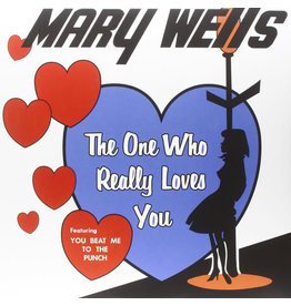 FS Mary Wells – The One Who Really Loves You LP (2014 Reissue)
