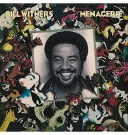 FS Bill Withers – Menagerie LP (2013 Reissue) (Music On Vinyl)