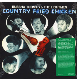 FS Bubbha Thomas & The Lightmen – Country Fried Chicken  2LP (2018 Reissue)