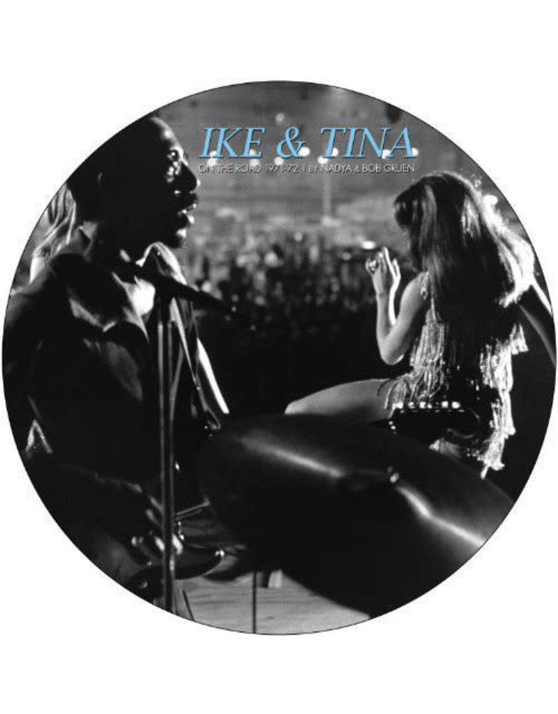 """FS Ike & Tina Turner – On The Road EP (2013) 11"""" Picture Disc +DVD"""