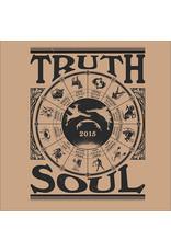 FS Various – Truth & Soul 2015 Forecast Sampler (2015), Limited Edition, Sampler, Green