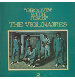 FS The Violinaires – Groovin' With Jesus LP (2010 Reissue) Limited Edition