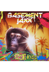 "EL Basement Jaxx ‎– Jus 1 Kiss 12"" (2001)"