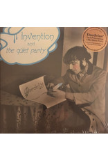 EL Daedelus – Invention And The Quiet Party 2LP [RSDBF2017], Compilation, Blue Vinyl