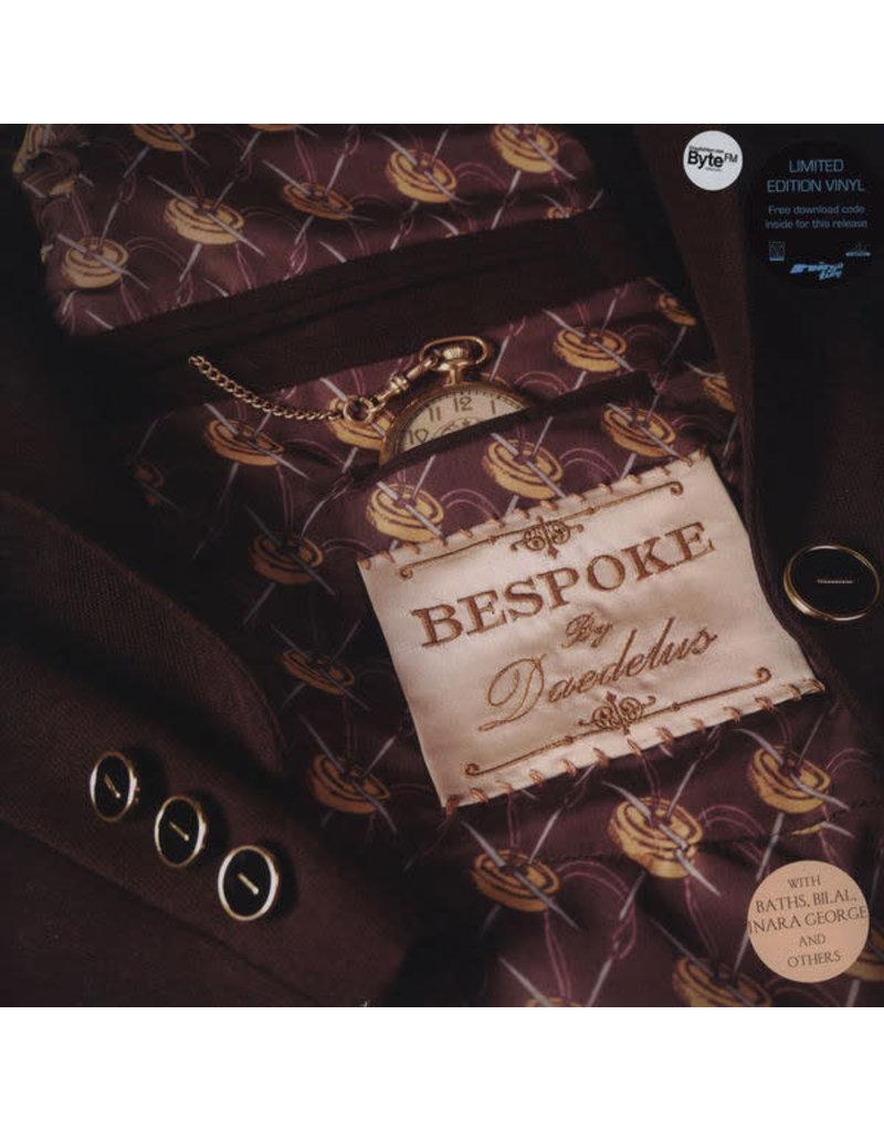 Daedelus – Bespoke 2LP (2011), Limited Edition