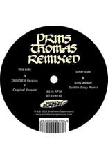 """EL Prins Thomas – Principe Del Norte - Dungen / Sun Araw Remixes 12"""" (2017)"""