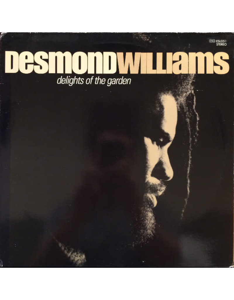 EL Desmond Williams ‎– Delights Of The Garden 2LP (2002)