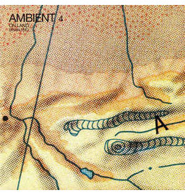 RK Brian Eno – Ambient 4 (On Land) LP (2018 Reissue), 180g