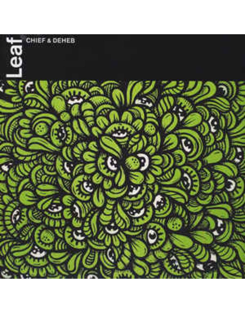 HH Chief & Deheb – Leaf LP (2015), Limited Edition