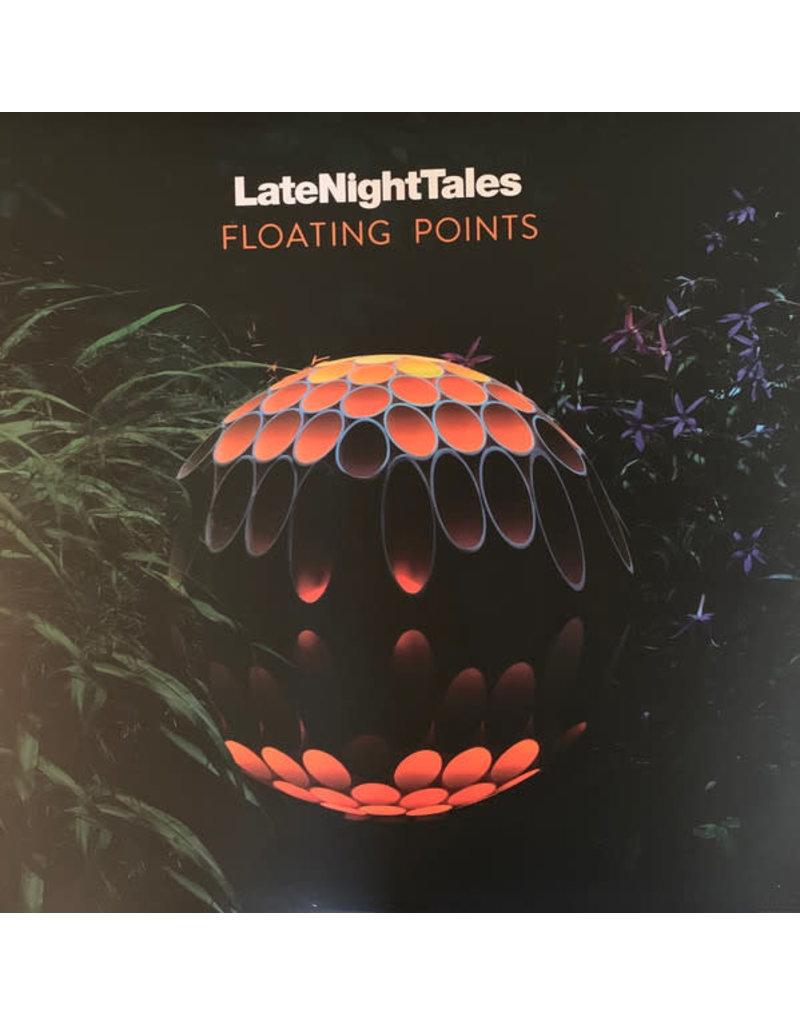 EL Floating Points – LateNightTales 2LP (2019 Compilation)