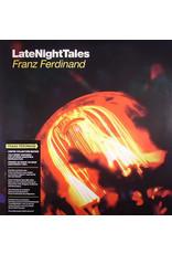 EL Franz Ferdinand – LateNightTales 2LP (2014 Compilation)