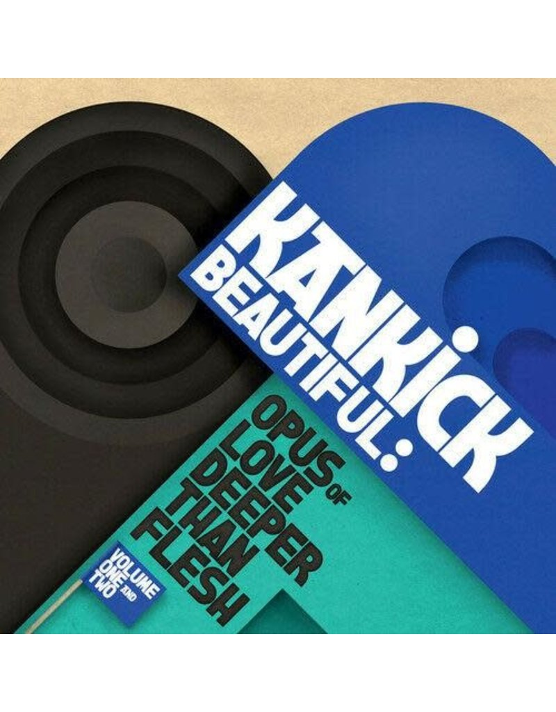 HH Kankick Beautiful - Opus Of Love Deeper Than Flesh Volume 1&2 (2XLP)