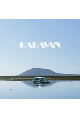 KARAVAN (LEFTO & FREE THE ROBOTS) - S/T LP (2017)
