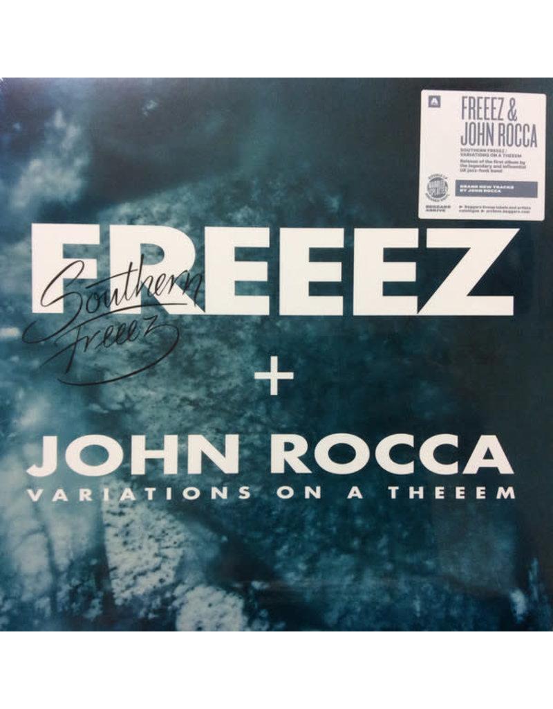Freeez + John Rocca - Southern Freeez 2LP (2020)