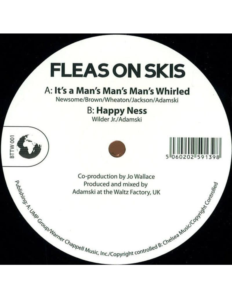 "EL Fleas On Skis - It's A Man's Man's Man's Whirled 12"" (2014)"