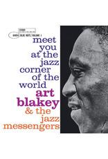 Art Blakey & The Jazz Messengers – Meet You At The Jazz Corner Of The World (Volume 1) LP (2019 Reissue)