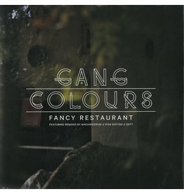 "AB Gang Colours ‎– Fancy Restaurant 12"" (2012)"