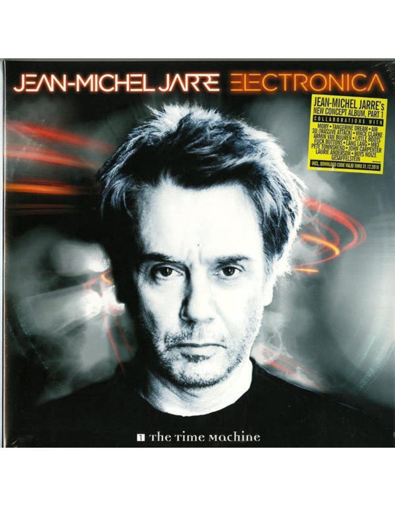 EL Jean-Michel Jarre – Electronica 1: The Time Machine 2LP