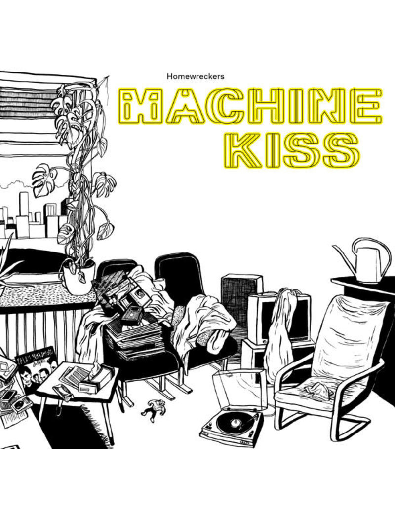 EL Homewreckers - Machinekiss LP (2017)
