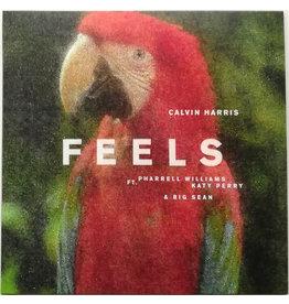 "EL Calvin Harris ft. Pharrell Williams, Katy Perry & Big Sean – Feels 12"" [RSDBLK2017]"
