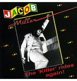 RG JACOB MILLER - THE KILLER RIDES AGAIN LP