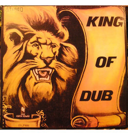 RG KING OF DUB LP