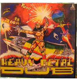 RG Scientist ‎– Heavy Metal Dub LP