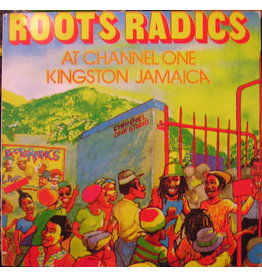 RG Roots Radics ‎– At Channel One Kingston Jamaica