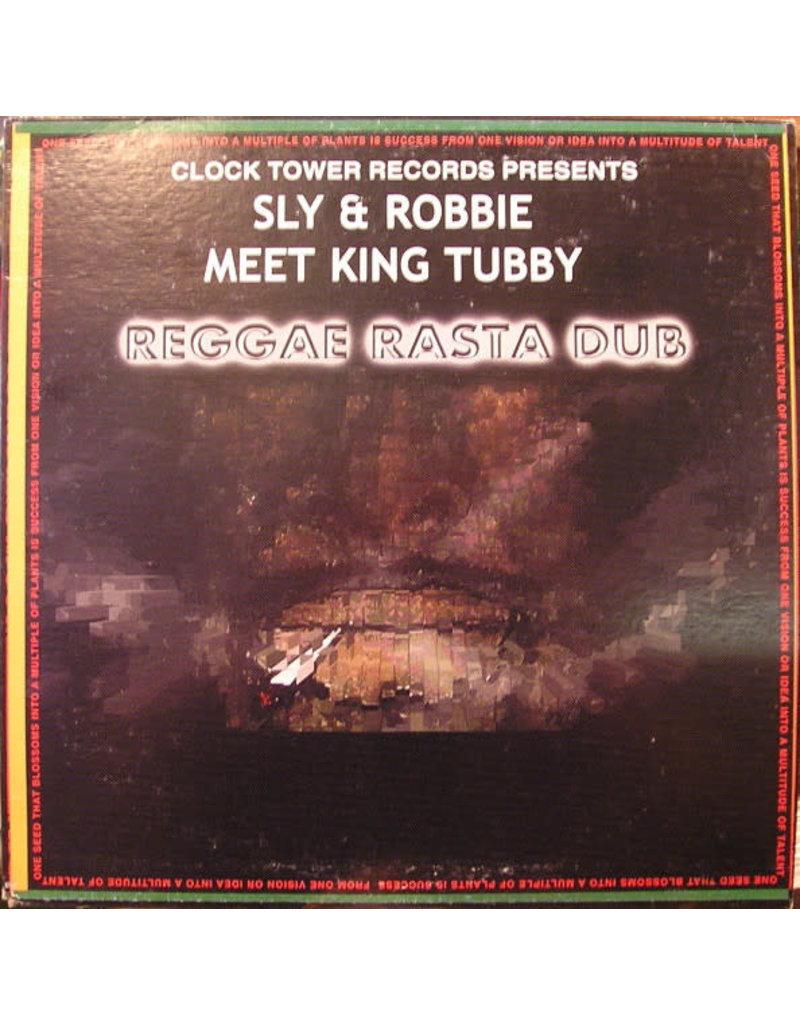 RG Sly & Robbie Meet King Tubby – Reggae Rasta Dub LP
