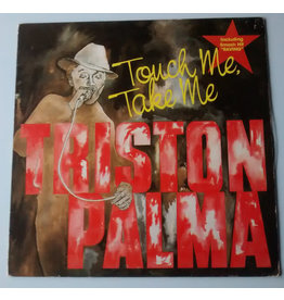 RG Triston Palma ‎– Touch Me, Take Me