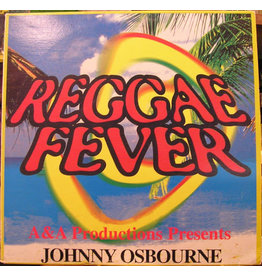 RG Johnny Osbourne ‎– Reggae Fever LP