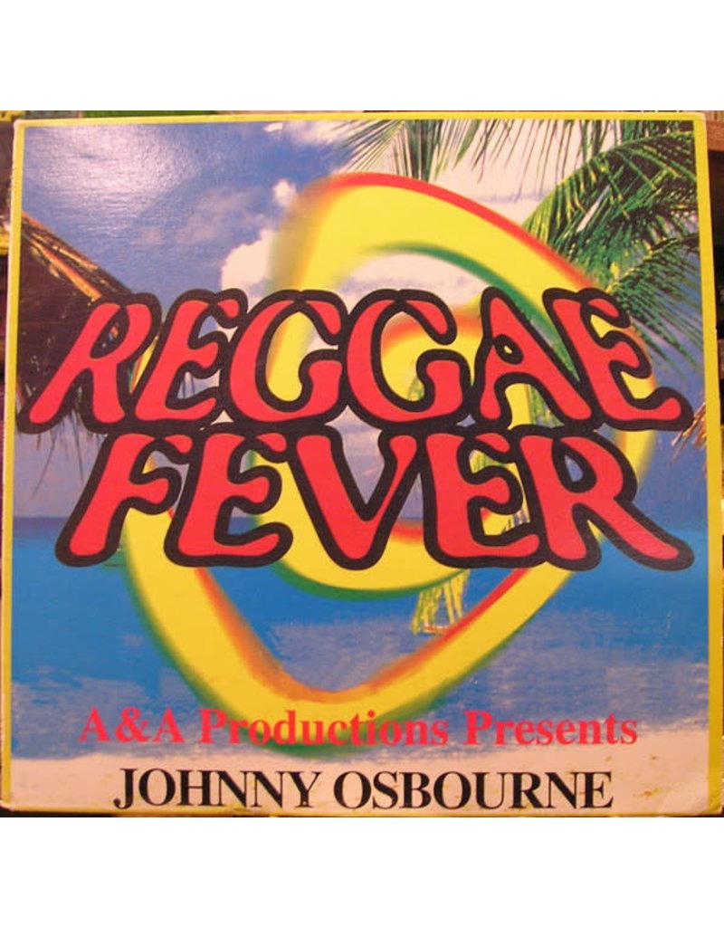 RG Johnny Osbourne – Reggae Fever LP