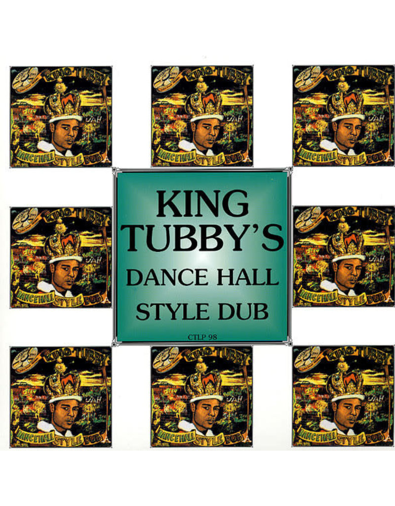 RG King Tubby - King Tubby's Dancehall Style Dub LP