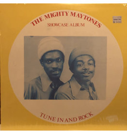 RG THE MIGHTY MAYTONES - SHOWCASE ALBUM LP