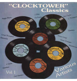 RG V/A - CLOCKTOWER CLASSICS LP