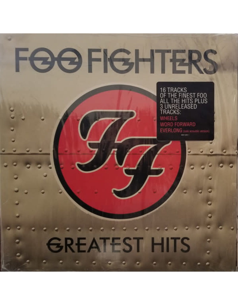 Foo Fighters – Greatest Hits 2LP (Reissue)