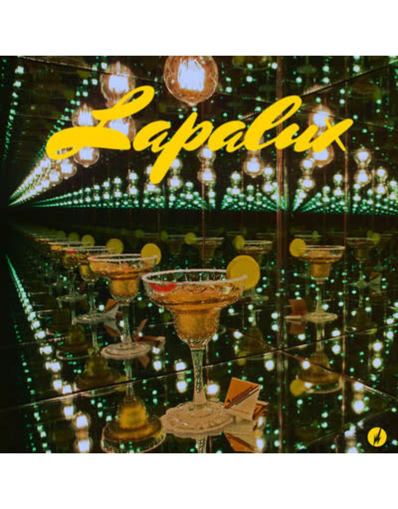 EL Lapalux – Lustmore 2LP (2015),Translucent Orange With Black Haze