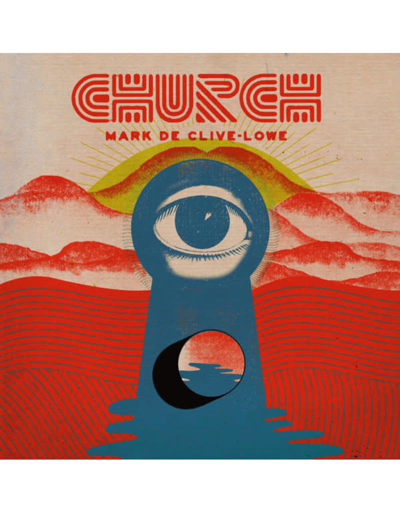 EL Mark De Clive-Lowe – Church 2LP