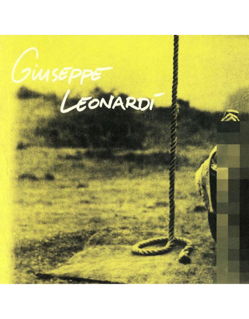 "EL Giuseppe Leonardi - TBC 12"" (2018)"