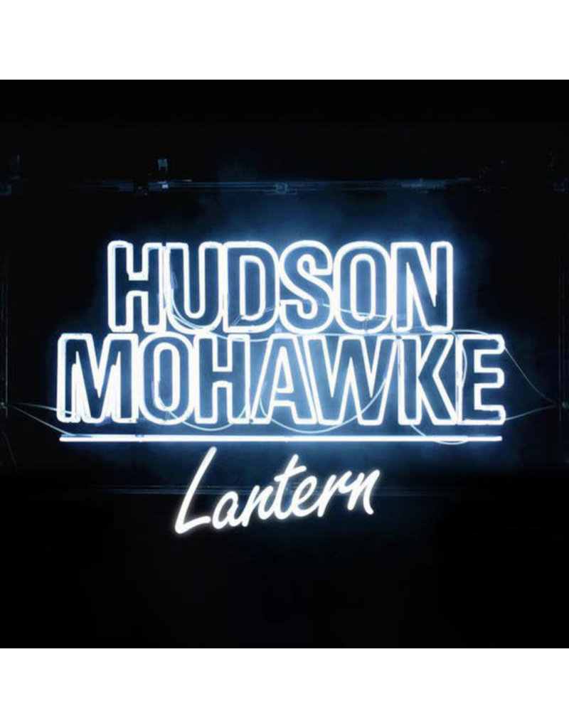 EL HUDSON MOHAWKE - LANTERN 2LP (LIMITED EDITION)