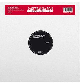 """EL Metronomy – Boy Racers 12"""" (2015), Red Vinyl"""