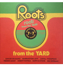 "RG V/A - Roots From The Yard (7x7"" BOX SET) [RSD2019]"
