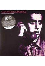 DC RSD- Alexander Robotnick – Vintage Robotnicks  LP (2014 Compilation), Blue-Purple-Clear 180gr.