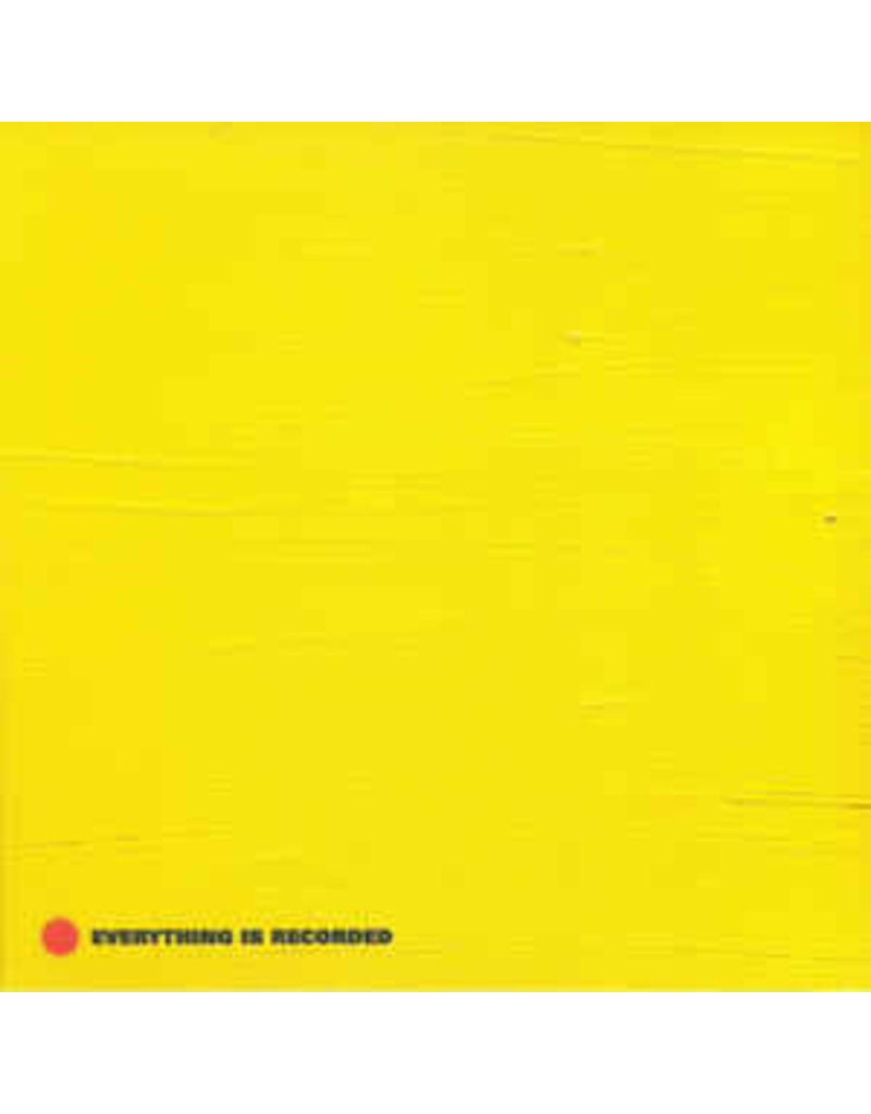 EL RICHARD RUSSEL - Everything Is Recorded  LP (YELLOW VINYL)