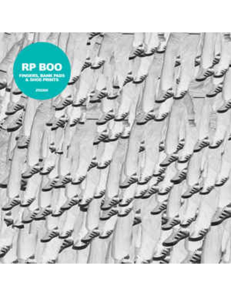 EL RP Boo – Fingers, Bank Pads, And Shoe Prints 2LP (2015)