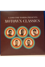 A Loss For Words ‎– Motown Classics LP, Limited Colour Edition