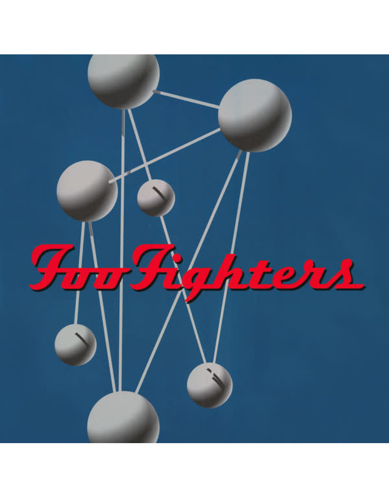 RK Foo Fighters - The Colour And The Shape 2LP (120G)